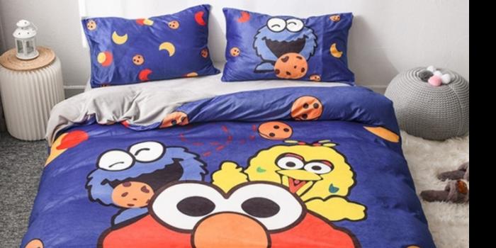 数码印花是什么?你喜欢这样的床品吗?