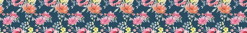 花之皇数码印花女装花型图