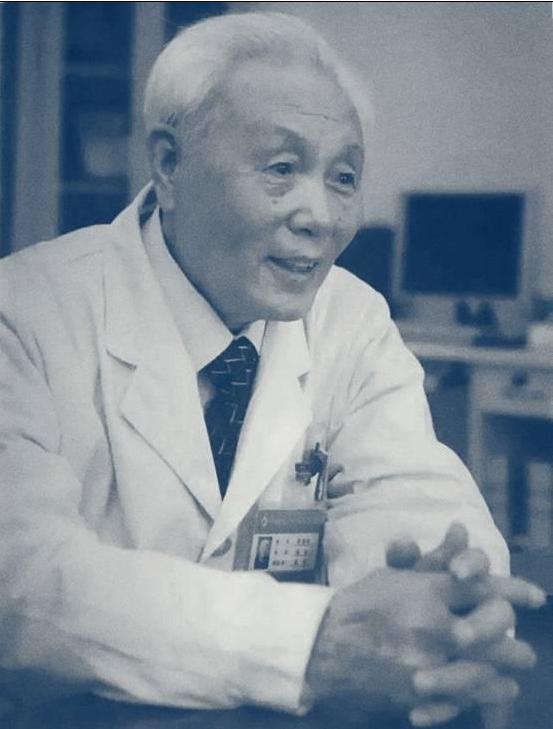 中国眼科医学界泰斗夏德昭先生